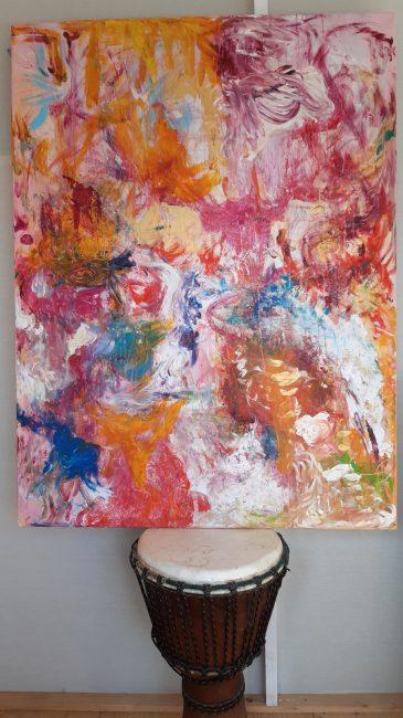 Something red 135 x 110